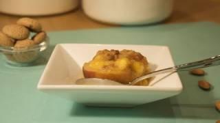 Baked Peaches: Farmers' Market Gourmet #5