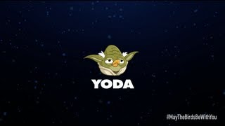 Angry Birds Star Wars 2 character reveals: Yoda