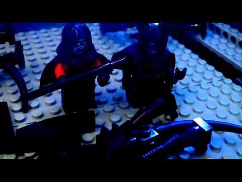 2013 Lego Batman Vs Aliens Vs Predator Kamen Rider Kiva Cameo