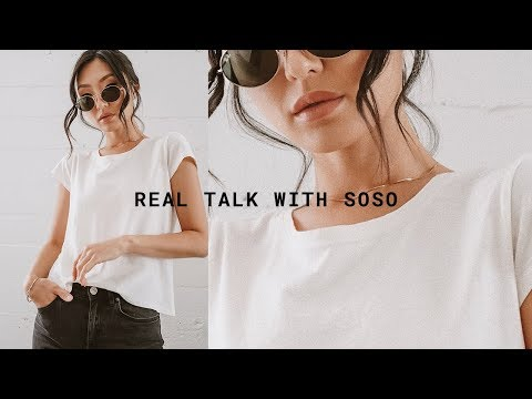 Changes In My Life | Real Talk With SoSo - YouTube