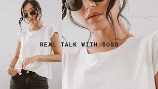 Changes In My Life | Real Talk With SoSo
