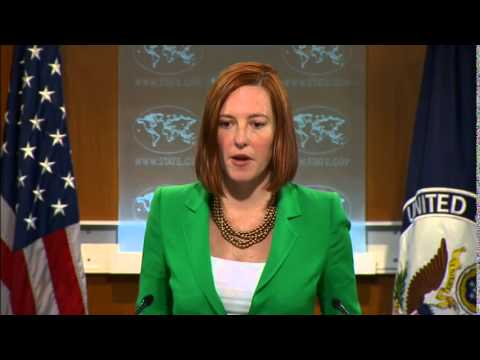 Daily Press Briefing: May 29, 2014