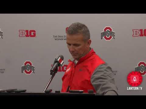 Ohio State HC Urban Meyer press conference - November 15, 2017
