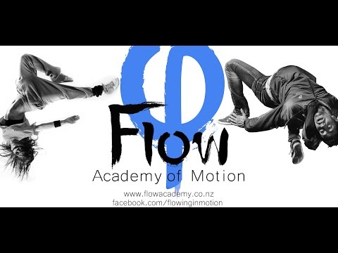Flow - Academy of Motion.....is coming to Auckland