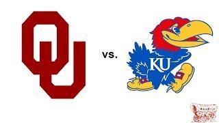 Oklahoma Highlights vs Kansas - 11/18/17
