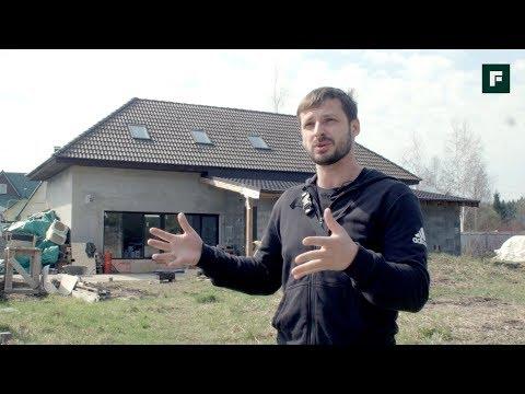 видео: Превращение гаража в дом для полноценного проживания // forumhouse