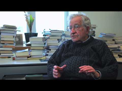 Noam Chomsky on the role of markets in an economic democracy