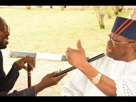 Why I & Obasanjo supported Atiku against Buhari -- Gen. Jemibewon