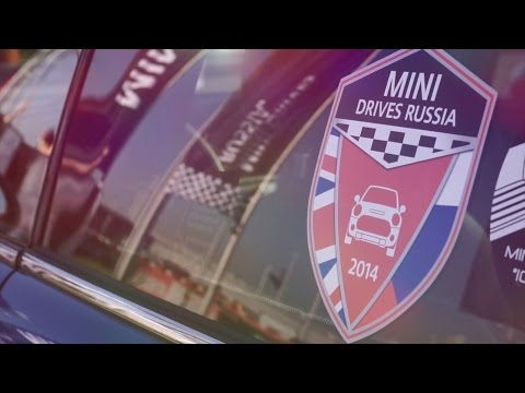 MINI Drives Russia 2014