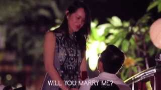 The Wedding Proposal Bella and Andreas Jakarta