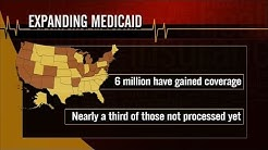 Drama over Medicaid expansion continues in some states
