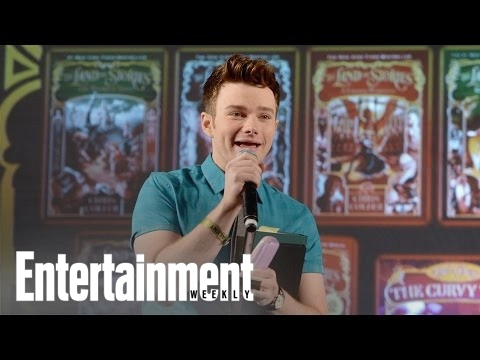 Chris Colfer On 'Glee' & His Book 'Stranger Than Fan Fiction' | PopFest | Entertainment Weekly