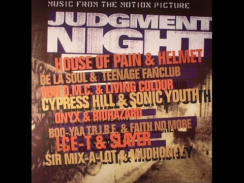 Cypress Hill & Pearl Jam - Real Thing (Judgment Night soundtrack) Lyrics on screen