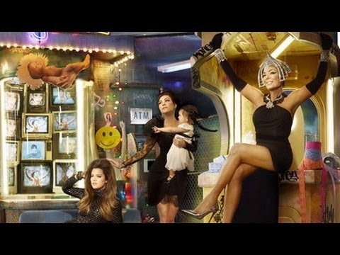 Kardashian Illuminati Christmas Cards - YouTube