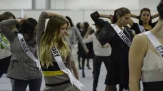 DPG Coverage - Miss Universe 2013 Rehearsals