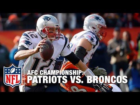 Tom Brady Scrambles & Sprints For A Huge 1st Down! | Patriots Vs. Broncos | NFL
