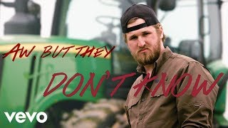 Jason Aldean - They Don't Know (Lyric Video) thumbnail