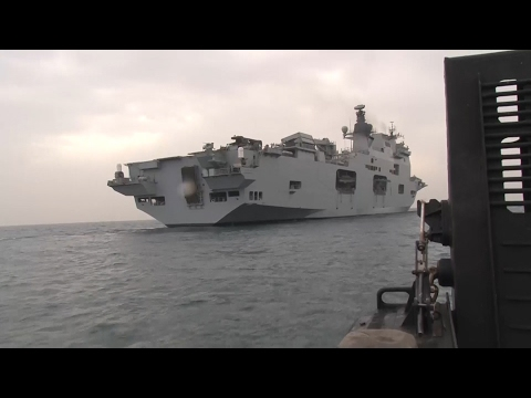 Life On Board HMS Ocean | Forces TV