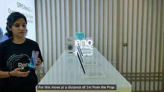 OPPO Reno2 Series - 3 in 1 demo prop - Video Tutorial 2 - 20x Zoom (English)