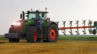Fendt 1050 Vario & Kverneland on land plough | JKP | Tillage 2018 + Bonus