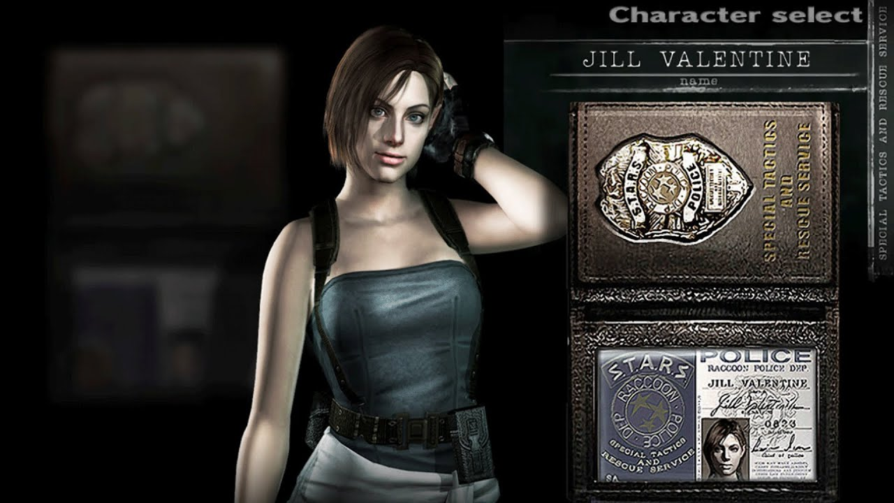 Jill Valentine Civilian Outfit Re3 Nemesis Skin Resident Evil Hd
