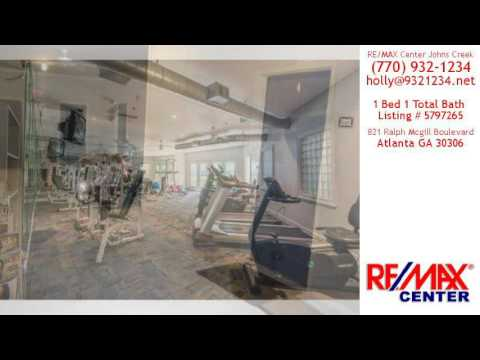 Townhouse/Condo For Sale - 821 Ralph Mcgill Boulevard