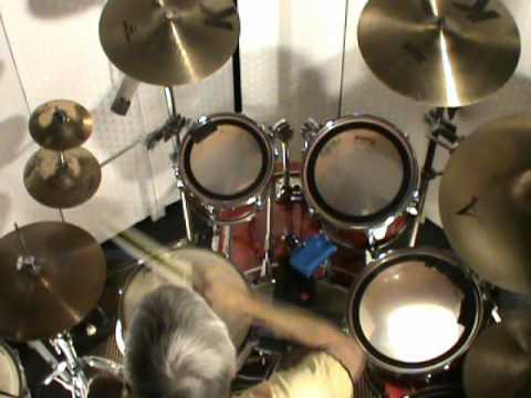 Exercice de batterie Reggae - Reggae drums exercise