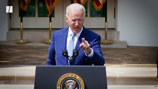 Biden Pushes For Gun Control Prevention