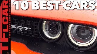 Top 10 Cars - Top 10 Best Cars of The Year Counted Down!