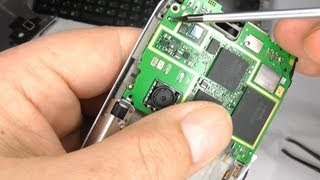 Nokia E7 Mainboard Removal & Replacement