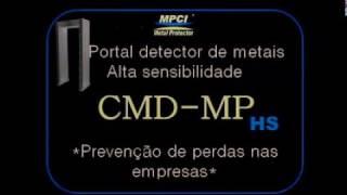 Portal CMD-MP HS - Prevenção de perdas nas empresa