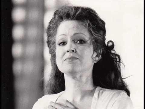 Lella Cuberli - Lucia Valentini Terrani - Vivere io non potrò - Donna del lago - 1986