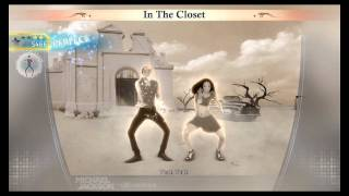 Michael Jackson The Experience In The Closet (PS3) (HD)