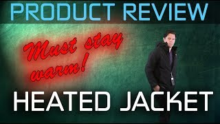 Product Review: Heated Jacket by Cocham