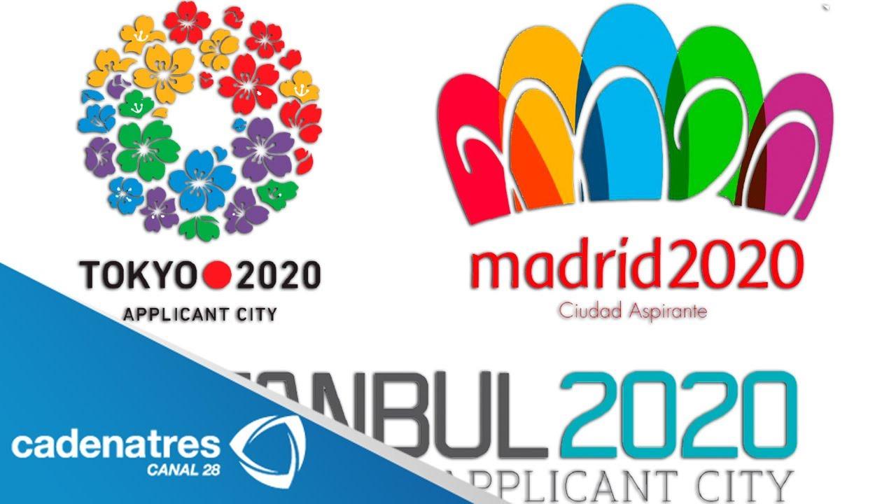Estambul Madrid Y Tokio Van Por Los Juegos Olimpicos 2020 Youtube