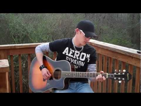 "Jordan Rager covering Hank Jr/Alan Jackson ""Blues Man"""