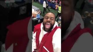 AlabamaFTBL winning the SEC title