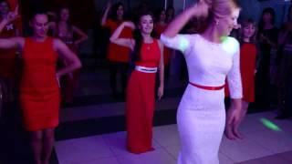 Свадебный танец. Сюрприз для жениха.