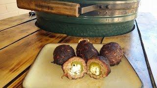 Bubba's Drunken Grub - Javalina Eggs (armadillo Eggs)
