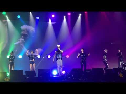 [White Night in Manila] Taeyang thanks Manila VIPs