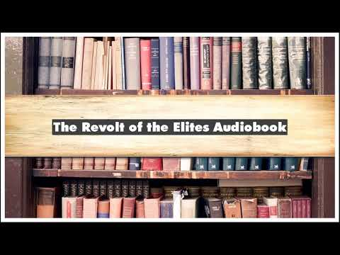 Lasch Christopher The Revolt of the Elites Audiobook