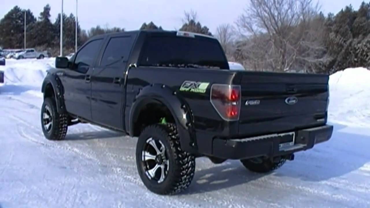 Fx6 >> 2011 F150 FX6 from Blackstock Ford Lincoln - YouTube