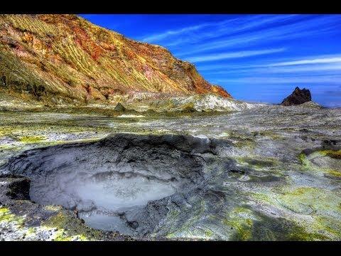 White Island -