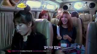 T-ARA first visit to Malaysia (Eng Sub)
