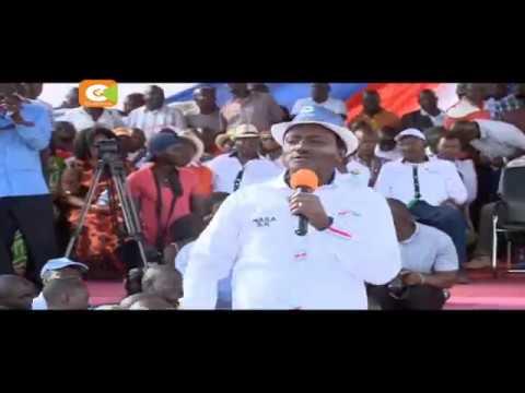 Vigogo wa Nasa wawinda kura Kisumu, Busia na Kakamega