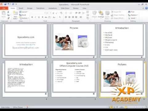 Ms Execl 2010 URDU Tutorials
