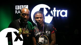 Masicka Freestyle for Seani B on 1Xtra