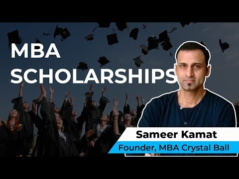 MBA Scholarships Abroad ( USA, Canada, UK ) And India