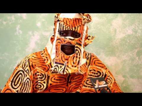 Lagbaja Tells Secret Behind The Mask & More