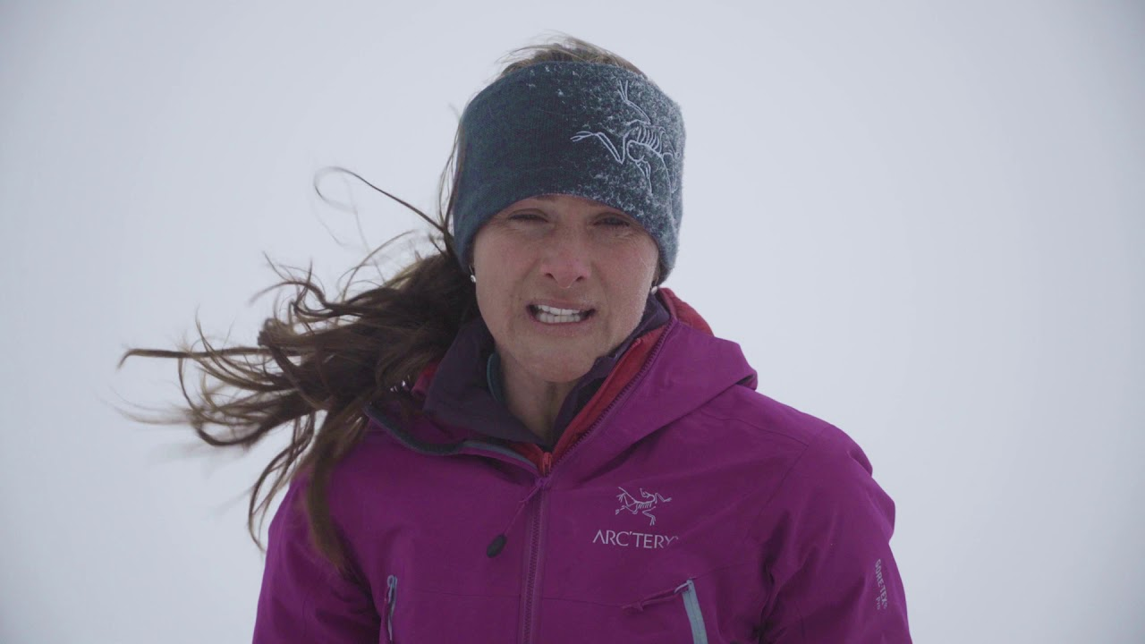 5b8f52ec5e ARC'TERYX TIPS: Layering For Ski Touring With Janelle Smiley - YouTube